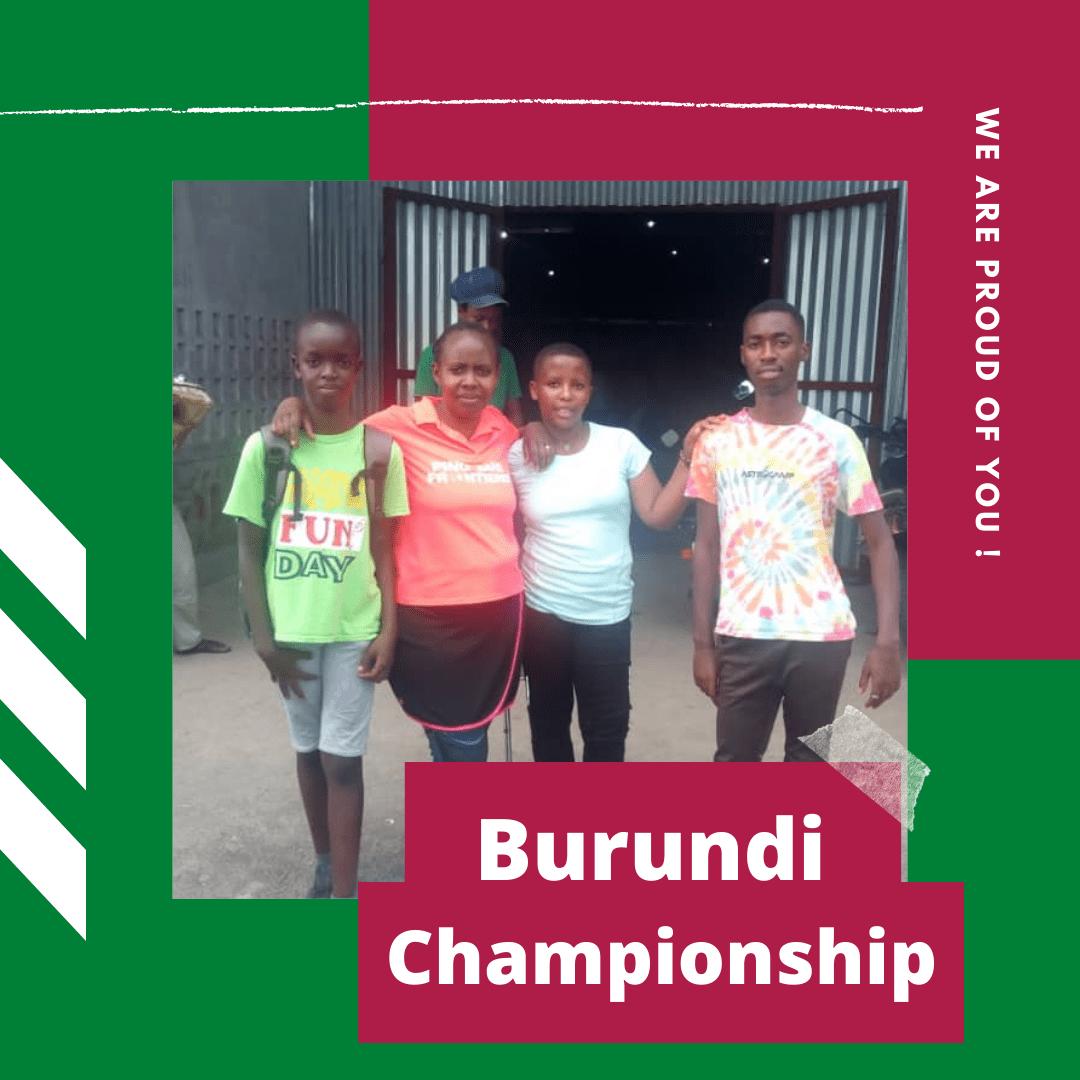 Burundi Youth Championship