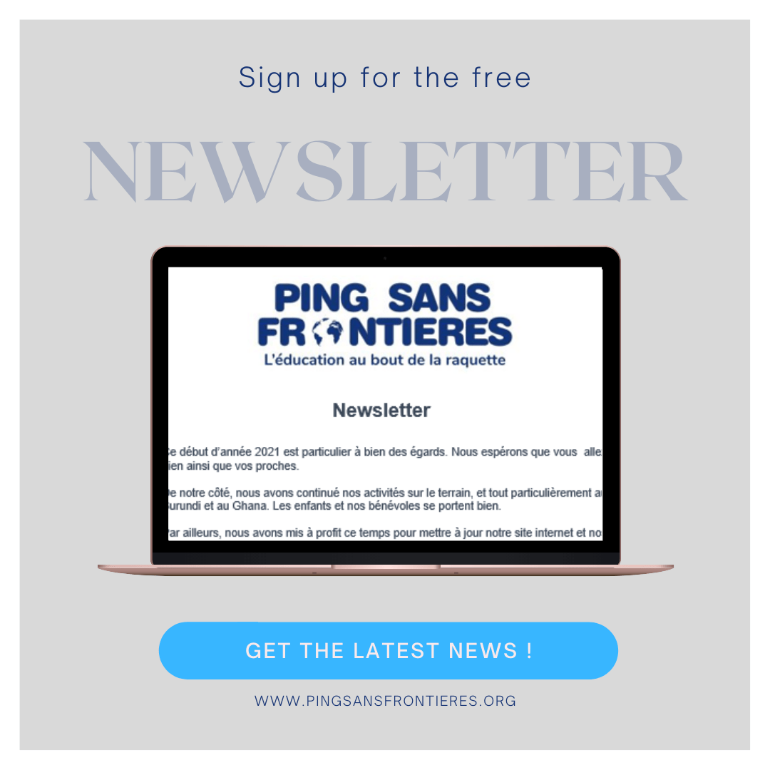 Our Newsletter is back !