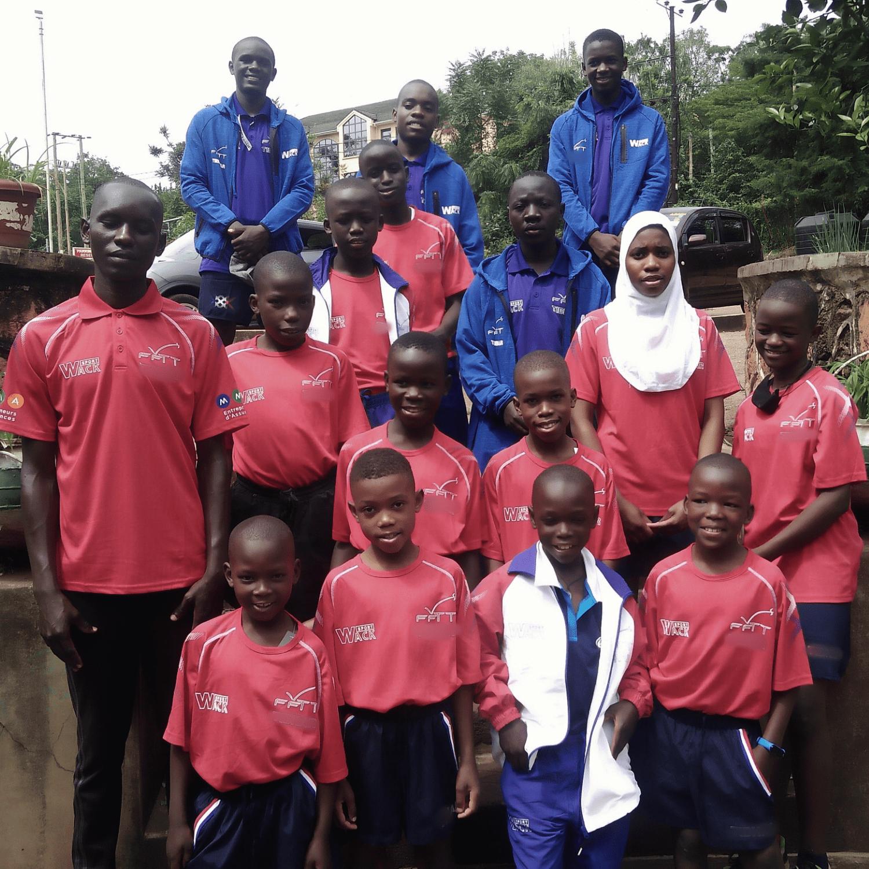 FFTT Donation in Uganda
