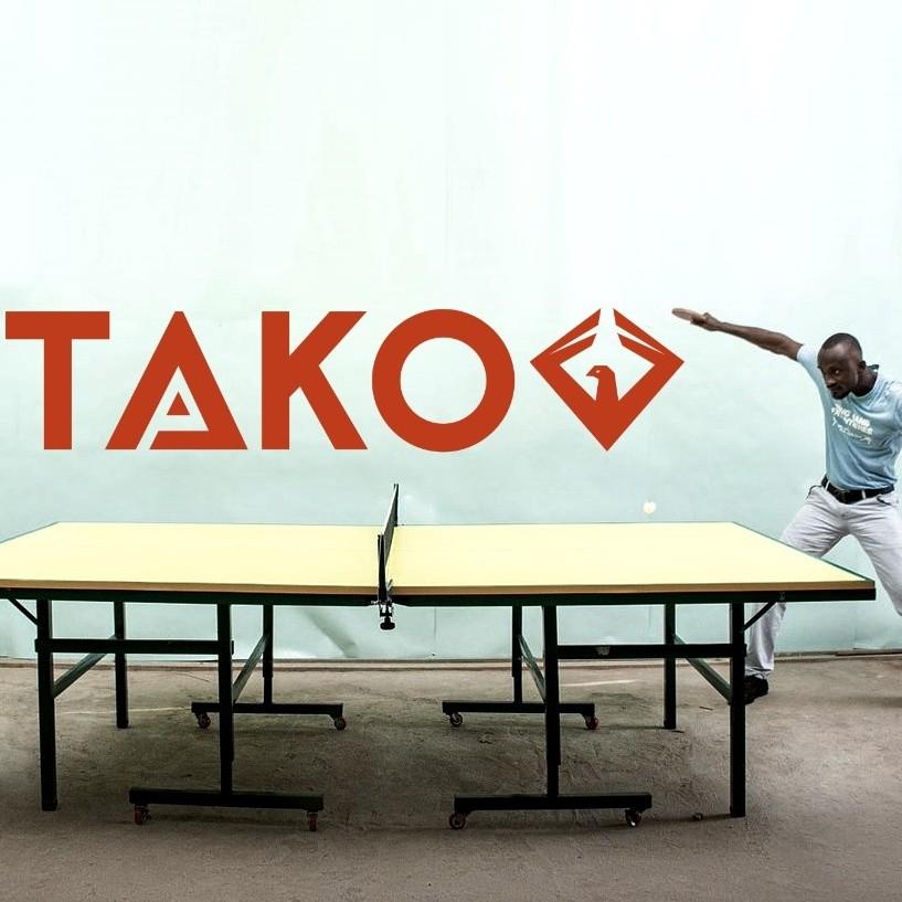PSF lance sa propre marque de tennis de table : TAKO.