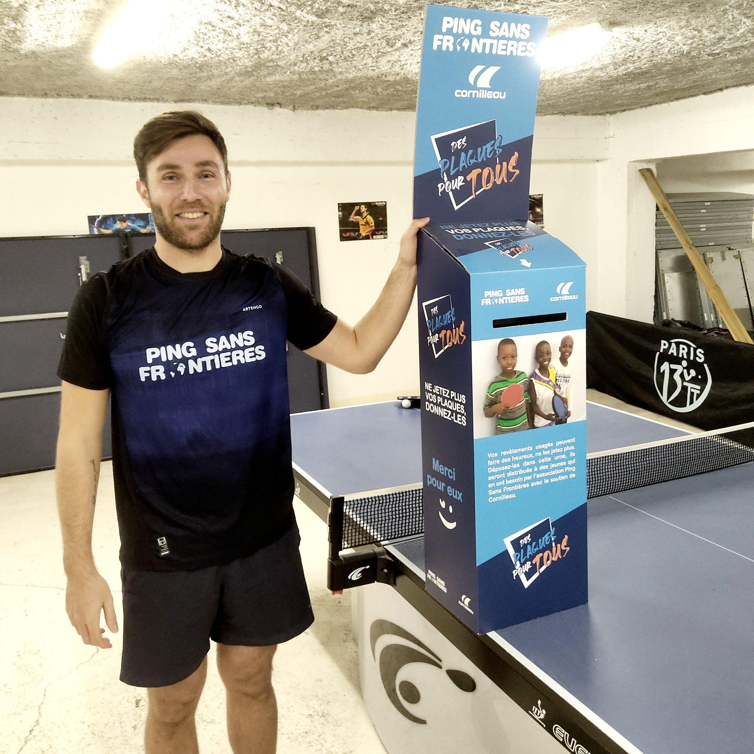 Focus sur la team PSF : Florian Morio
