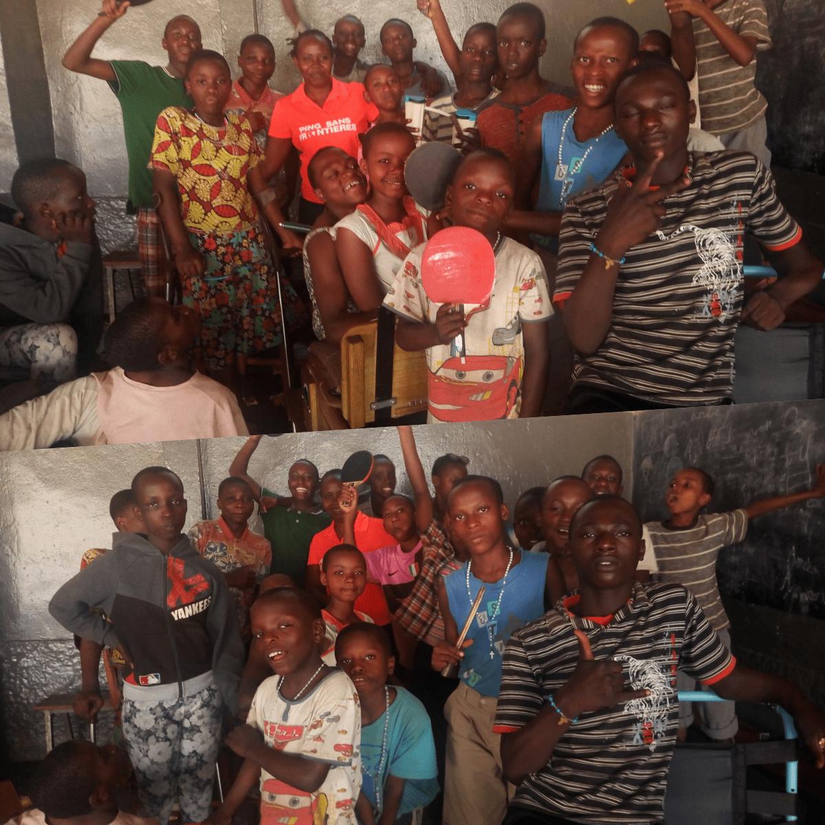 PSF au Burundi