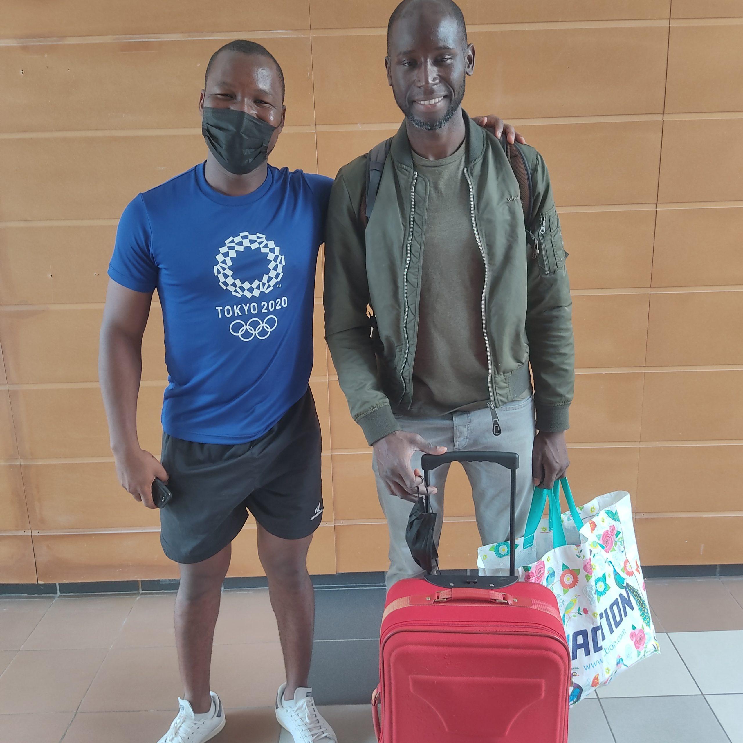 Donation to Ivory Coast