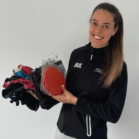 Donation from the table tennis player Polina Trifonova